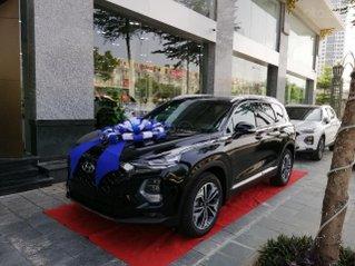 Hyundai Santafe dầu cao cấp 2020, đủ màu sẵn xe, lái thử chốt xe ngay không lăn tăn