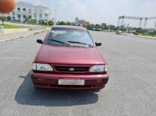 Cần bán Kia Pride GTL, SX 2001, máy xăng, nhập khẩu, đã chạy 8 vạn, xăng 6 L/100km, nội thất màu ghi, xe 5 cửa, máy 1.3