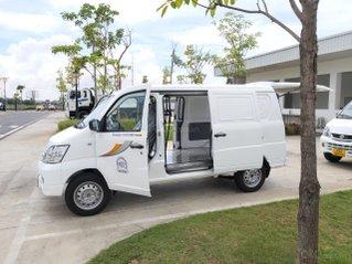 Xe tải Van 2 chỗ (945kg) và 5 chỗ(750), hỗ trợ mua góp