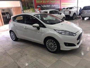 Bán xe Ford Fiesta 1.0 SX 2013, màu trắng, máy móc zin xịn đét