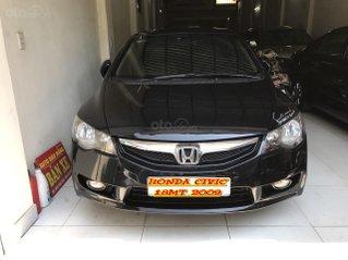 Honda Civic 1.8MT cuối 2009, màu đen, chính tên chính chủ 1 chủ cán bộ huyện đi từ mới, xe cực tuyển form mới 2010