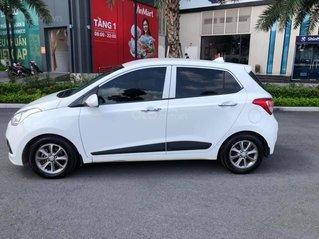 Cần bán gấp Hyundai Grand i10 năm 2016, màu trắng, nhập khẩu