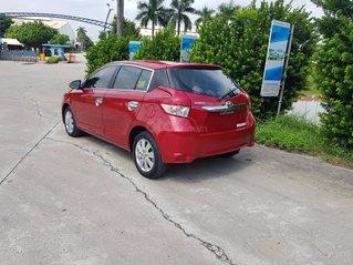 Bán ô tô Toyota Yaris G 1.3 AT sản xuất 2015, màu đỏ còn mới