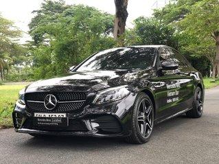 Mercedes-Benz C300 2020 lướt chính hãng, màu đen