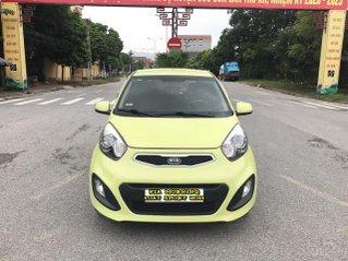 Kia Morning 1.0AT Sport cuối 2011 vàng chanh, 1 chủ, không mới, không đẹp, không chất tặng xe luôn, đẹp nhất thị trường
