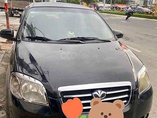 Bán xe Daewoo Gentra sản xuất 2008, màu đen, nhập khẩu