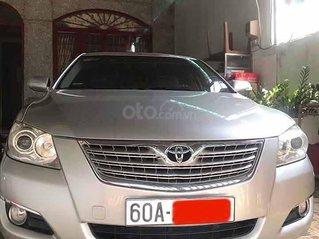 Cần bán Toyota Camry 2.4G sản xuất 2007, màu bạc