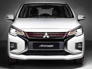 Mitsubishi Attrage giá cực ưu đãi trong tháng 12 và quà tặng bất ngờ khi đến trực tiếp showzoom
