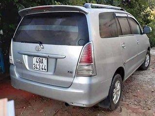 Bán xe Toyota Innova sản xuất năm 2008, màu bạc còn mới