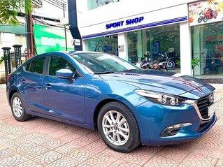 Bán ô tô Mazda 3 sản xuất năm 2019, màu xanh lam còn mới