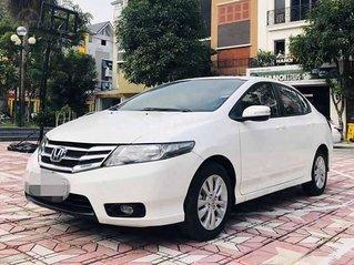 Cần bán xe Honda City năm 2013, màu trắng còn mới