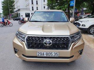 Bán Toyota Prado form mới, xe chất màu vàng cát