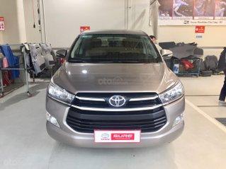 Cần bán xe Toyota Innova 2.0G AT 2019 màu Đồng xe Gia  Đình HCM đi 27.000km - Xe chất giá tốt