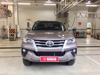 Thanh lý xe Toyota Fortuner 2.4G MT 2019, Màu Đồng GĐ HCM đi 8.700 - Xe chất giá tốt