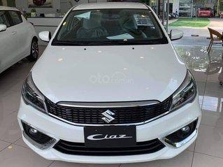 Suzuki New Ciaz 2020, nhập khẩu, giá tốt nhiều khuyến mại, hỗ trợ trả góp đến 90%