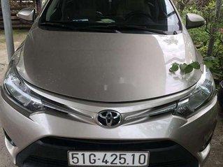 Bán Toyota Vios đời 2017, xe gia đình