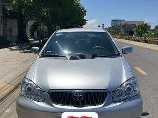 Cần bán Toyota Corolla Altis đời 2007, màu bạc chính chủ, giá 285tr