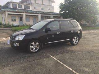 Cần bán lại xe Kia Carens đời 2010, màu đen, giá 265tr