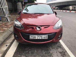 Cần bán gấp Mazda 2 1.5AT đời 2013, màu đỏ, giá tốt