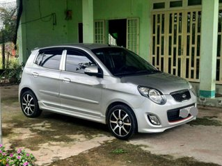 Cần bán xe Kia Morning đời 2013, màu bạc, số tự động, 225tr