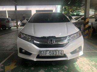 Bán ô tô Honda City đời 2016, màu trắng, nhập khẩu
