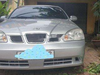 Cần bán lại xe Daewoo Lacetti năm sản xuất 2005, màu bạc, số sàn, giá 125tr