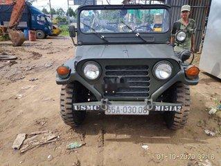 Bán Jeep A2 năm sản xuất 1980, nhập khẩu còn mới giá cạnh tranh