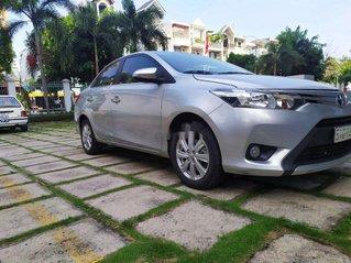 Bán Toyota Vios đời 2018, màu bạc, số tự động