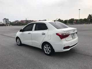 Bán Hyundai Grand i10 sản xuất 2018, màu trắng còn mới