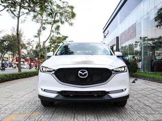 Bán Mazda CX 5 sản xuất năm 2020, màu trắng, giá cạnh tranh