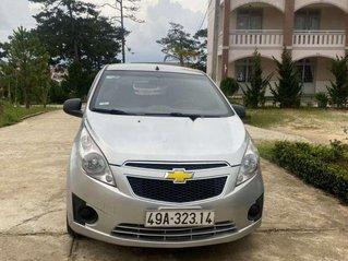 Cần bán xe Chevrolet Spark 2013, màu bạc còn mới