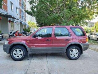 Cần bán xe Ford Escape đời 2003, màu đỏ, nhập khẩu nguyên chiếc