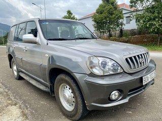 Cần bán xe Hyundai Terracan MT năm 2003, nhập khẩu, giá ưu đãi
