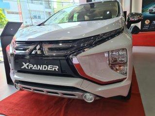 (Hot) Mitsubishi Daesco - new Xpander tặng 50% thuế + giảm tiền mặt, giá tốt nhất, đủ màu giao ngay