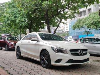 Mercedes Benz CLA 200 SX 2016, màu trắng