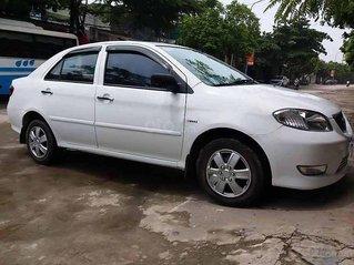 Bán Toyota Vios sản xuất năm 2005, màu trắng, xe gia đình