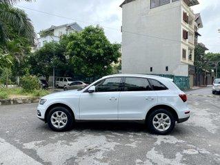 Bán Audi Q5 đời 2014, màu trắng, nhập khẩu số tự động