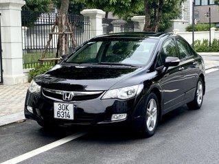 Honda Civic sx 2008 2.0, màu đen số tự động