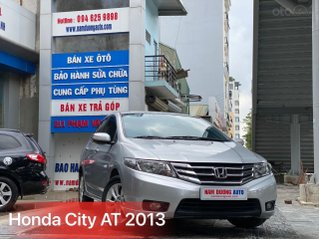 Cần bán gấp Honda City sản xuất 2013, màu bạc, chính chủ giá tốt 379 triệu đồng