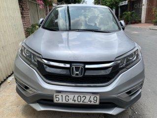 Cần bán Honda CRV 2.4 TG sản xuất 2017, biển TP, gia đình mình sử dụng kỹ, xe cam kết đẹp, bao test hãng