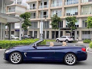 Bán BMW 428i Convertible 2014, model 2015, màu xanh lam, nhập khẩu