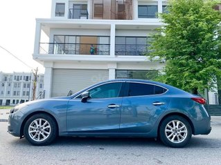Bán xe Mazda 3 1.5L màu xanh làm, đi 60.000km chuẩn zin
