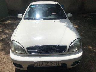 Bán xe Daewoo Lanos đời 2005, màu trắng