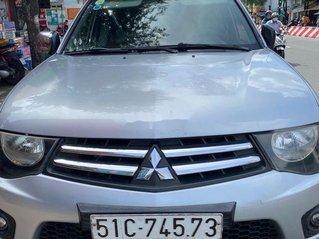 Bán Mitsubishi Triton đời 2009, màu bạc, nhập khẩu nguyên chiếc, giá cạnh tranh