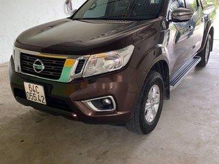 Bán ô tô Nissan Navara sản xuất năm 2017, màu nâu, nhập khẩu ít sử dụng, giá chỉ 495 triệu