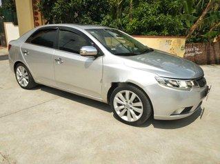 Bán Kia Cerato đời 2010, màu bạc, xe nhập còn mới