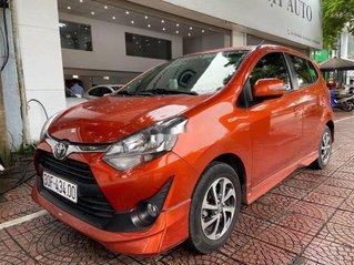 Bán Toyota Wigo đời 2018, màu cam, giá tốt