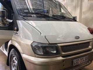 Cần bán xe Ford Transit 6 chỗ 900kg đời 2006, màu trắng