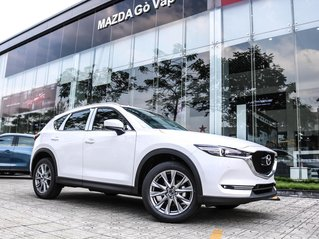[TPHCM] New Mazda CX5 2020 Luxury - ưu đãi 90 triệu - đủ màu - tặng phụ kiện - chỉ 242tr