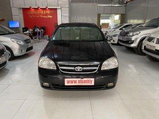 Bán xe Daewoo Lacetti 1.6 MT - 2009 màu đen. Xe một chủ từ mới